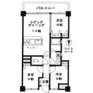 サニーコート自由が丘 (奥沢2) / 2階 部屋画像1