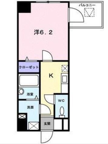 アベェニュー田園調布 / 3階 部屋画像1