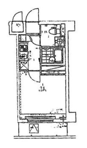 プレスタイル森下Ⅱ / 203 部屋画像1