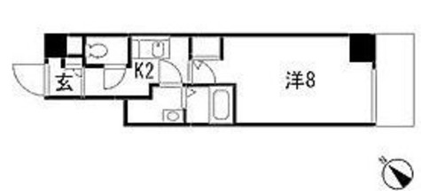 居室はゆとりの広さです!