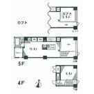 ベルメゾン南麻布grand / 405 部屋画像1