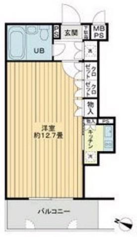 ワコーレ代々木Ⅱ / 203 部屋画像1