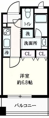 ビューサイト横浜 / 702 部屋画像1