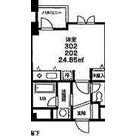 ドニオン五番町 / 4階 部屋画像1
