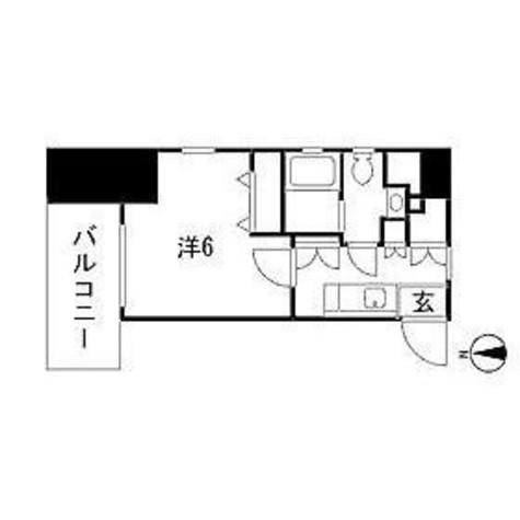 ヴォーガコルテ笹塚アジールコート / 6階 部屋画像1