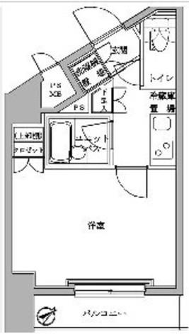 ルーブル椎名町 / 504 部屋画像1
