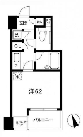 キャピタルステージ日本橋 / 5階 部屋画像1