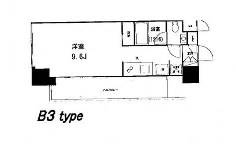 グレンパーク秋葉原イースト / 8階 部屋画像1