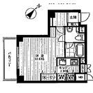 スペーシア恵比寿 / 602 部屋画像1