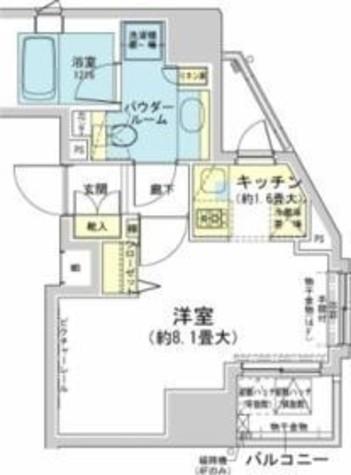 アーバネックス神保町(旧アクロス神保町) / 6階 部屋画像1