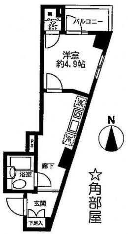 ヴェルト五反田イースト / 307 部屋画像1