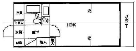 SHIROKANE ANNEX(白金アネックス) / 202 部屋画像1