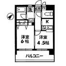 サンパーク恵比寿 / 502 部屋画像1