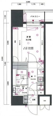 東京蒲田スクエアタワー / 9階 部屋画像1