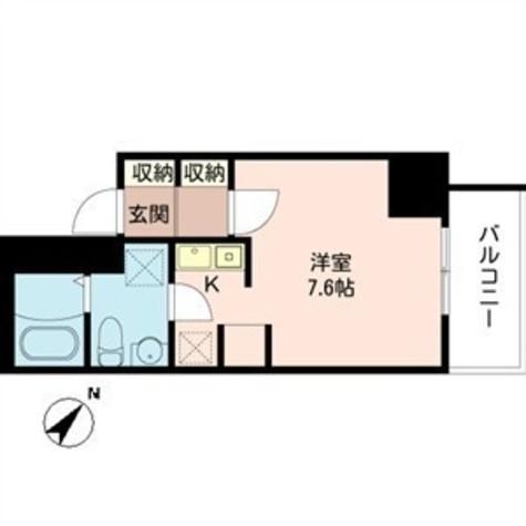 プロスペクト日本橋本町 / 2階 部屋画像1