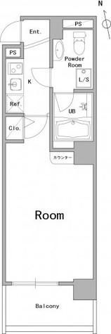 アムス大手町 / 8階 部屋画像1