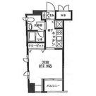 ニューシティアパートメンツ新川Ⅱ / 405 部屋画像1