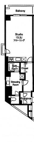 半蔵門 1分マンション / 802 部屋画像1