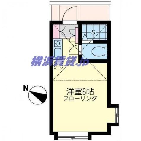 ユナイト弘明寺ジャン=パオロ / 2階 部屋画像1