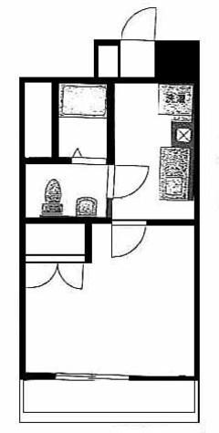 パピエ / 3階 部屋画像1