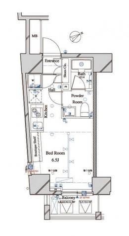 ARTESSIMO LINK Di SERA(アルテシモ リンク ディ セラ) / 3階 部屋画像1