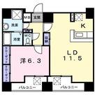 秋葉原 5分マンション / 10階 部屋画像1