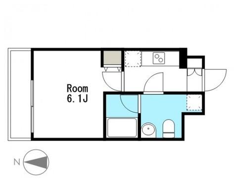 プレール・ドゥーク南品川 / 1階 部屋画像1