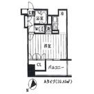 プレール・ドゥーク八丁堀 / 701 部屋画像1