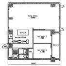 芝浦ふ頭 9分マンション / 6階 部屋画像1