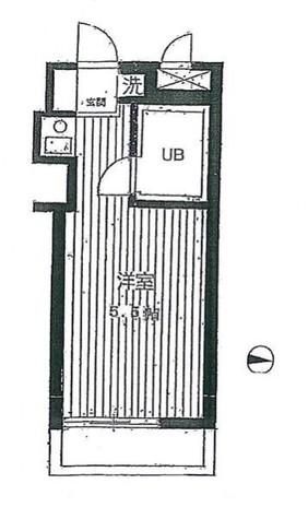 TOP恵比寿(トップ恵比寿) / 4階 部屋画像1