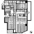 スペーシア恵比寿 / 702 部屋画像1