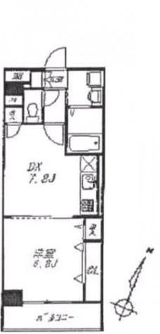 ル・クール碑文谷 / 3階 部屋画像1
