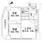 ヴェルト日本橋Ⅱツヴァイト / 804 部屋画像1
