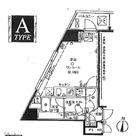 グレイス高輪タワー / 501 部屋画像1