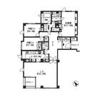 南青山高樹町パーク・マンション / 2階 部屋画像1