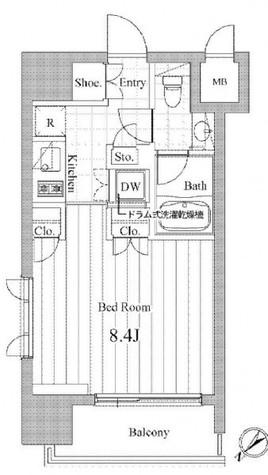 チェスターコート御茶ノ水 / 14階 部屋画像1