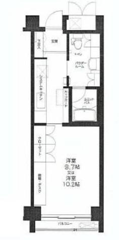 グリーンコア L渋谷 / 203 部屋画像1