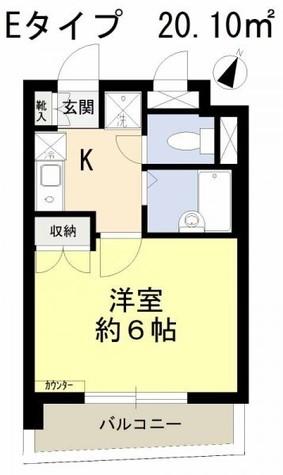 ヴェルステージ日本橋人形町 / 206 部屋画像1
