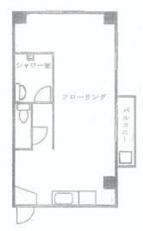 和合ハイツ / 201 部屋画像1