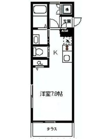 ホワイトジンファンデル神楽坂(WhiteZinfandel神楽坂) / 1階 部屋画像1