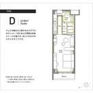 六本木デュープレックスM's / 415 部屋画像1