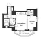 アパートメンツタワー六本木 / 8階 部屋画像1