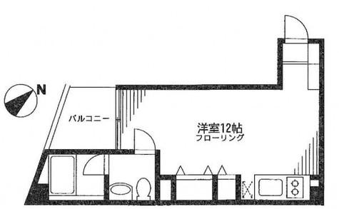 ベルファース松濤 / 3階 部屋画像1