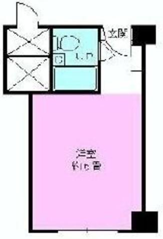 秀和赤坂レジデンシャルホテル / 582 部屋画像1