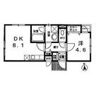 リュミエール・K / 101 部屋画像1