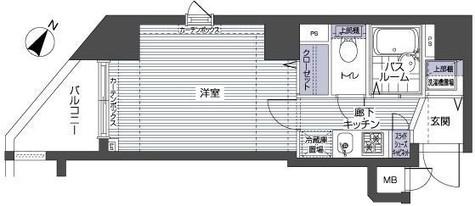 フェニックス横濱関内(フェニックス横浜関内) / 301 部屋画像1