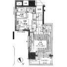 ファミール芝公園グランスイート・ラ・ヴィル / 406 部屋画像1