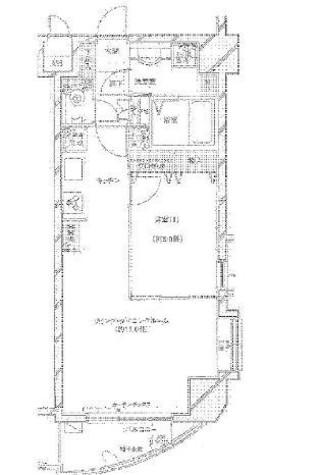 パレ・ソレイユ西新宿 / 302 部屋画像1