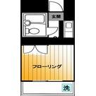 青葉台イノセンス / 103 部屋画像1