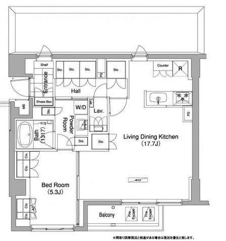 代官山BLESS(代官山ブレス) / 5階 部屋画像1